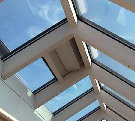 Holz alu wintergarten wintergarten aus aluminium - Dachfenster wasser innen ...