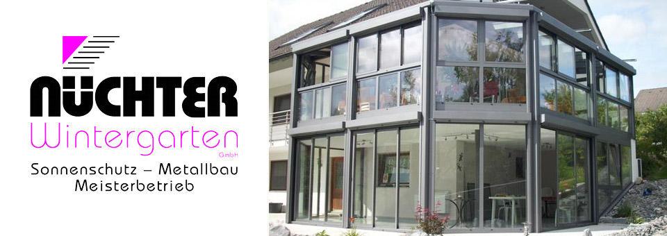 wintergarten hochwertiger wintergartenbau von n chter. Black Bedroom Furniture Sets. Home Design Ideas