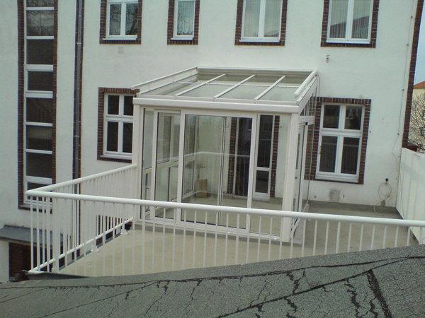 Wintergarten Auf Dachterrasse besondere wintergärten